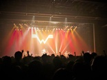 weezer live in 豊洲PIT