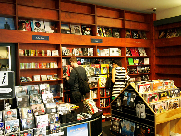 Melbourne Recordshop