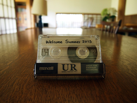 Welcome Summer Cassette Tape