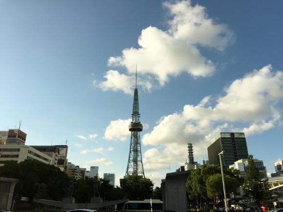 ひとり旅 in 名古屋