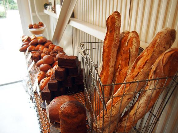 A.K Laboのパン