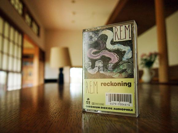 R.E.Mのカセット
