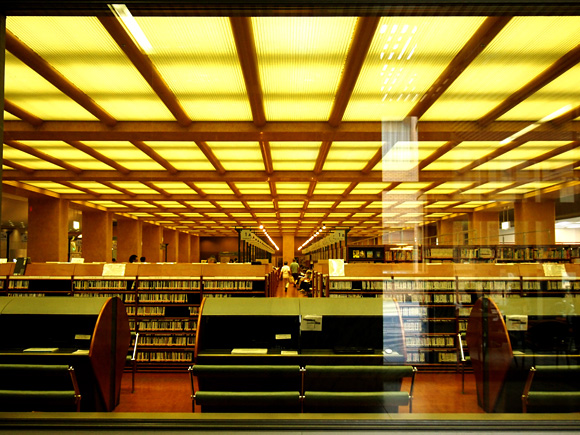 図書館という場所