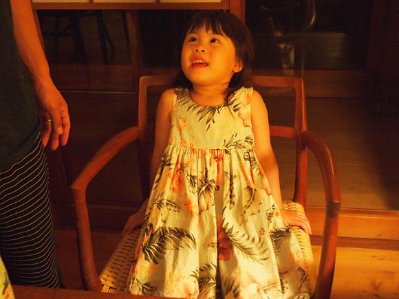 ハワイのドレス