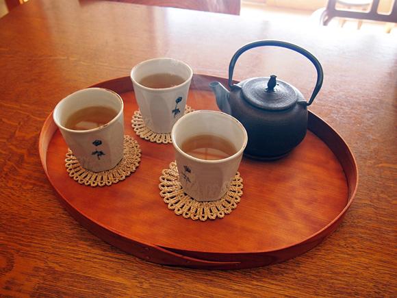 お茶の日々