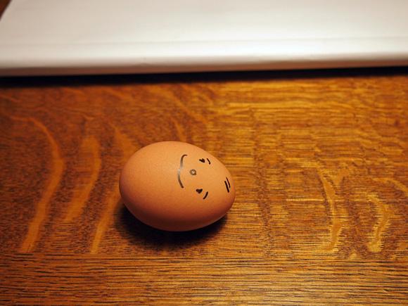 おみやげ卵