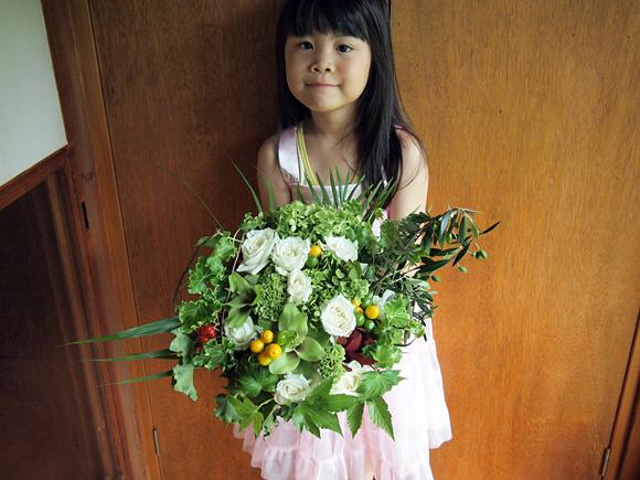好みの花束