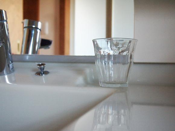 洗面所のデュラレックス