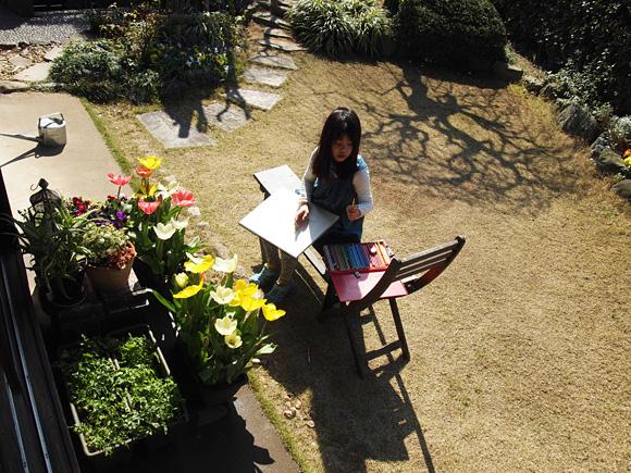春色の庭 2