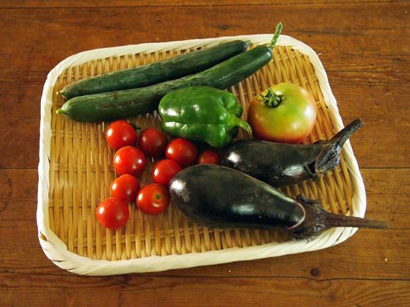夏野菜の楽しみ