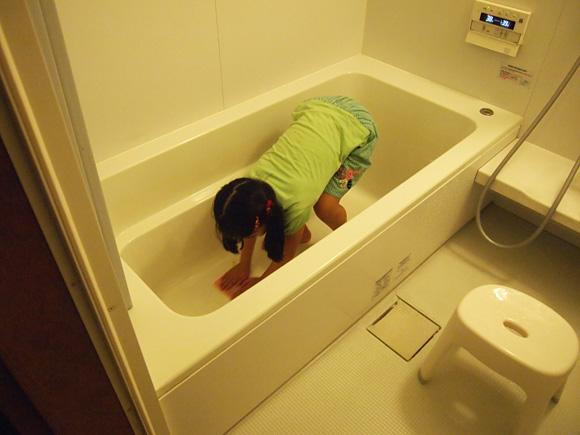 お風呂掃除ブーム