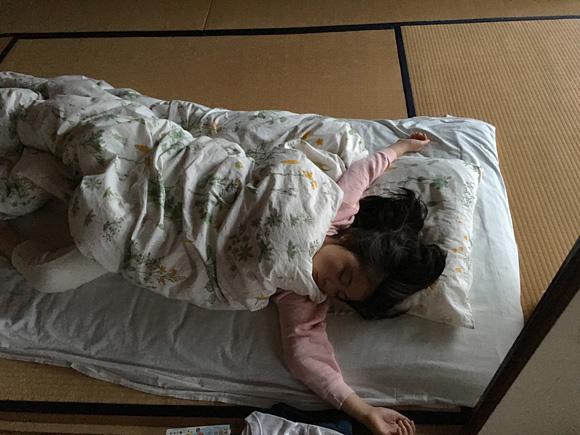 「寝ない子」から「起きない子」へ