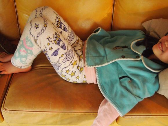 パジャマの贈りもの