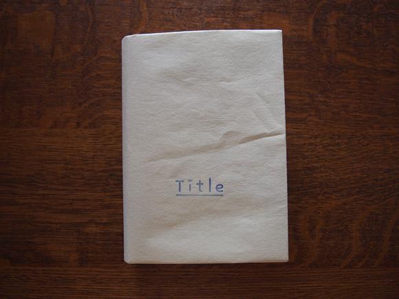 Titleで出会う本