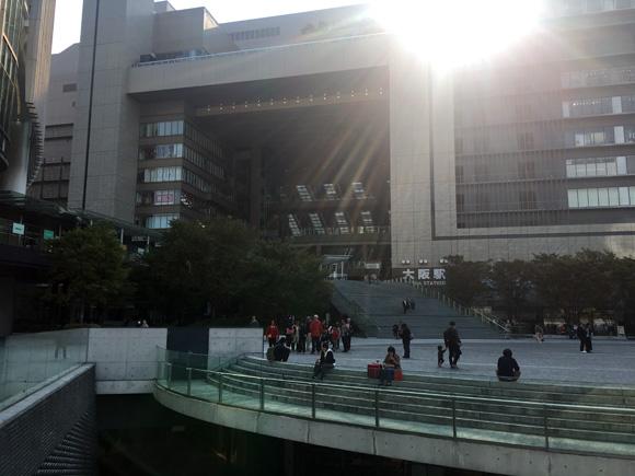 大阪の一日