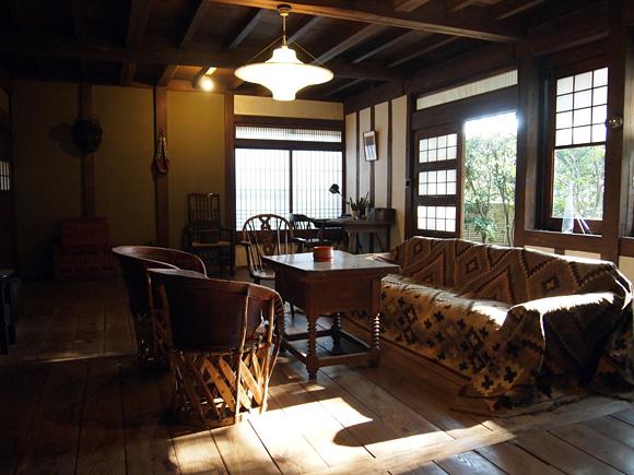 芹沢銈介の家と美術館