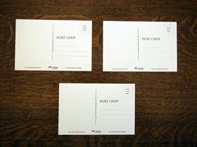 新作のポストカードを先行販売します!