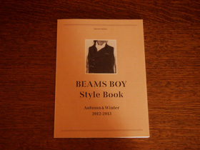 BEAMS BOY Style Book vol.3
