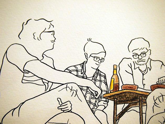 round-table talk