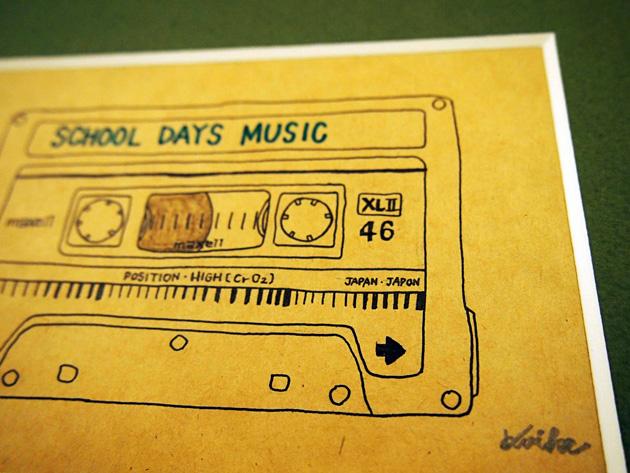 schooldays music
