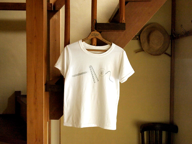 T-Shirts 001 [Rulers and Tape Measure]
